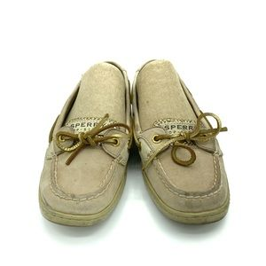 Sperry Shoes - Sperry Top-Sider Angelfish 7 Leather Boat shoe